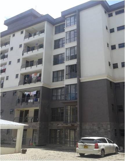 Kileleshwa Socian Villa Apartments